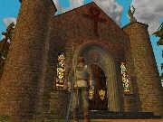 Die Kathedrale bei Tag