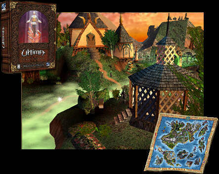 Ultima IX: Ascension  - The Epic RolePlaying Masterpiece